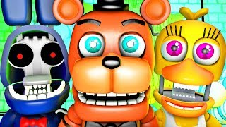 Five Nights at Freddy s Song FNAF 2 World SFM 4K Withered Ocular Remix