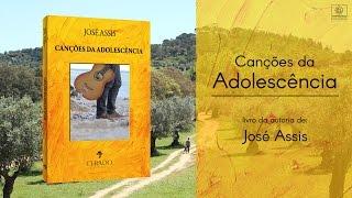 capa de Canções da Adolescência de José Assis