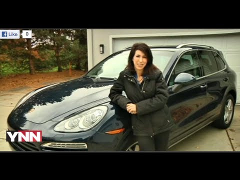 2013 Porsche Cayenne Diesel - Expert Car Review by Lauren Fix