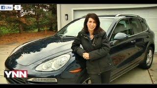 2013 Porsche Cayenne Diesel - Expert Car Review by Lauren Fix