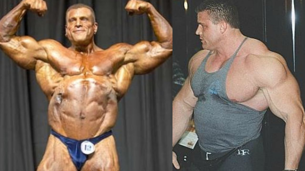 The First Bodybuilder to weigh 400lbs+ - YouTube