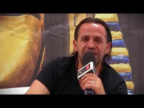 DJ QUICKSILVER interview at Trancefusion Legends 2014