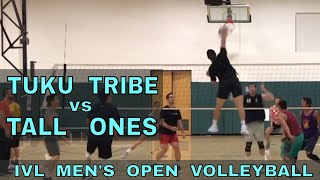 Tuku Tribe vs Tall Ones - IVL Men