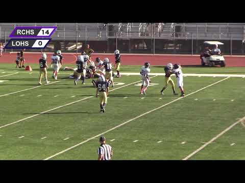 2017 Game 7 Highlights vs Los Osos