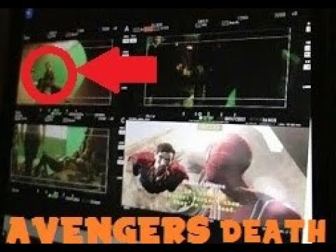 New Leaked Video Image Of Infinity War Shows Dead Avenger And Quicksilver Rebirth