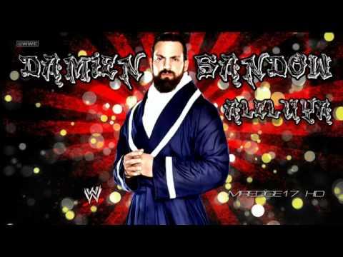 WWE Damien Sandow Theme Song 2012  - Aleluya De El Mesias (WWE Edit) + Download Link