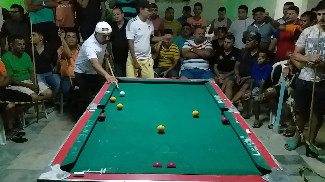 Jogos do sinuca