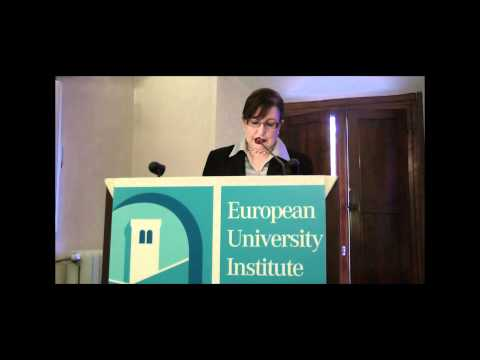 Seyla Benhabib - The Future of Democratic Sovereignty and Transnational Law
