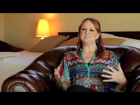 Ree Drummond's Thanksgiving Traditions for Dash Magazine