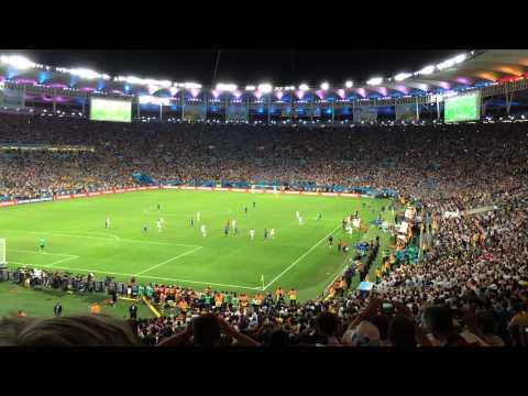 LIVE: Die Letzten Sekunden @WM Finale 2014 Oder