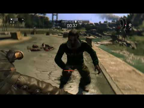 Dying Light: The Following - Skull crash challenge