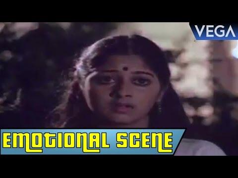 Monisha Gets Feared After Seeing Mammootty || Sayam Sandhya Movie Scenes