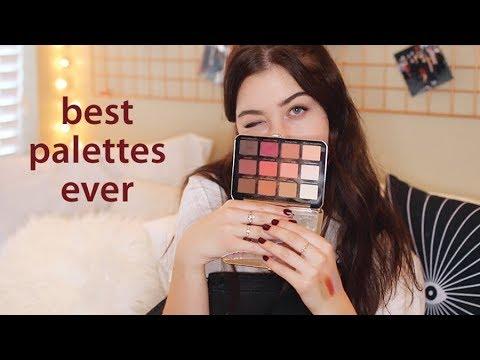 BEST Eyeshadow Palettes (everyday & Otherwise)   Lindseyrem