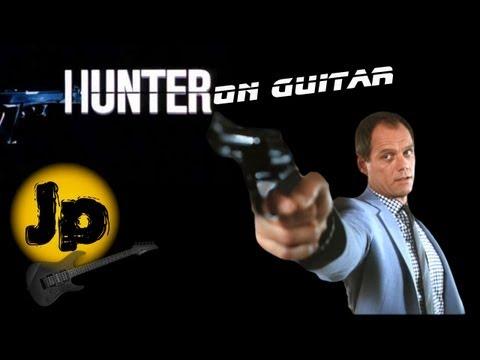 Mike Post - Hunter (Fred Dryer) (Guitars) (MrDyzzoink)
