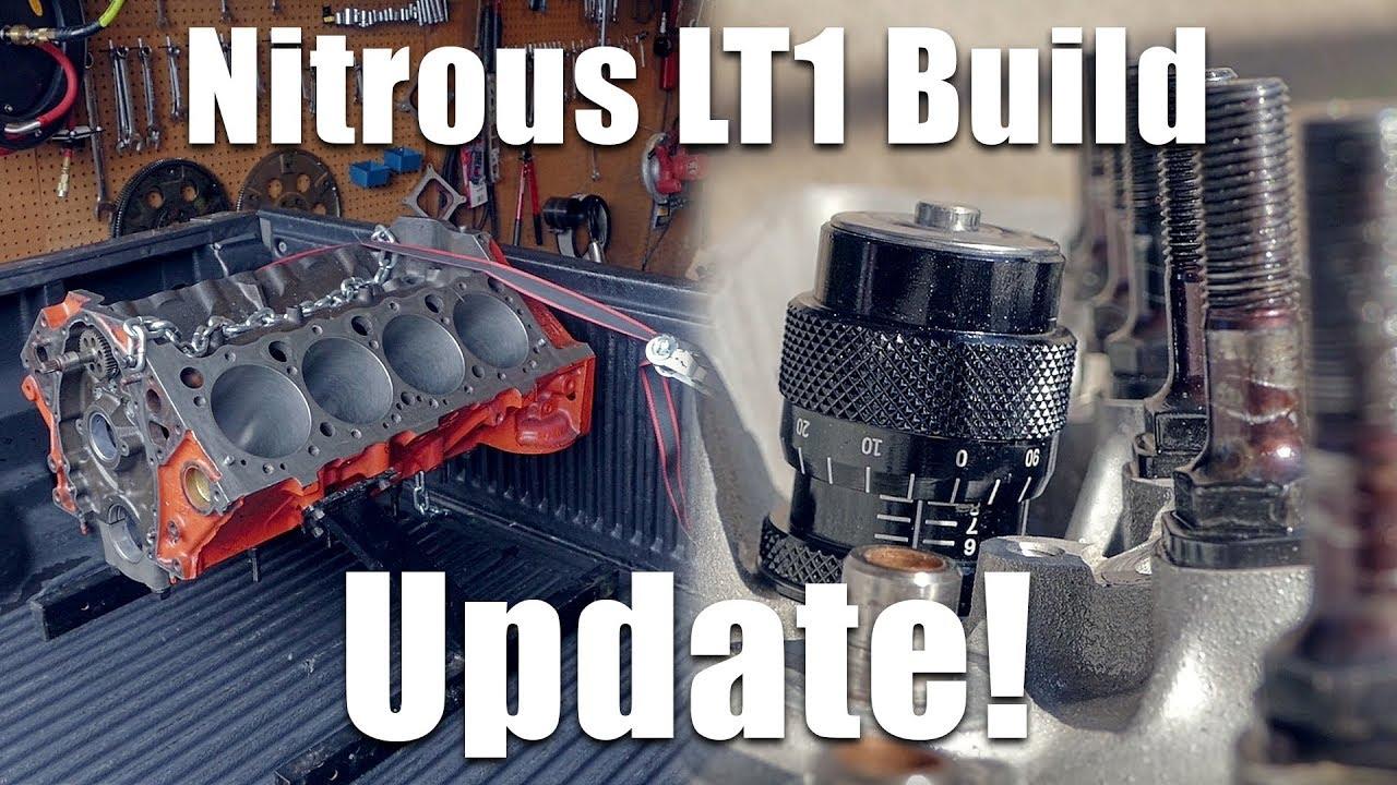 406 Sbc Nitrous Build
