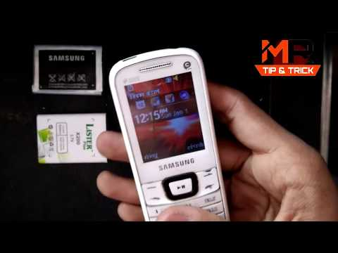 SAMSUNG E2252 OFF WITH LOGO , SOLUTION WITHOUT FLASH
