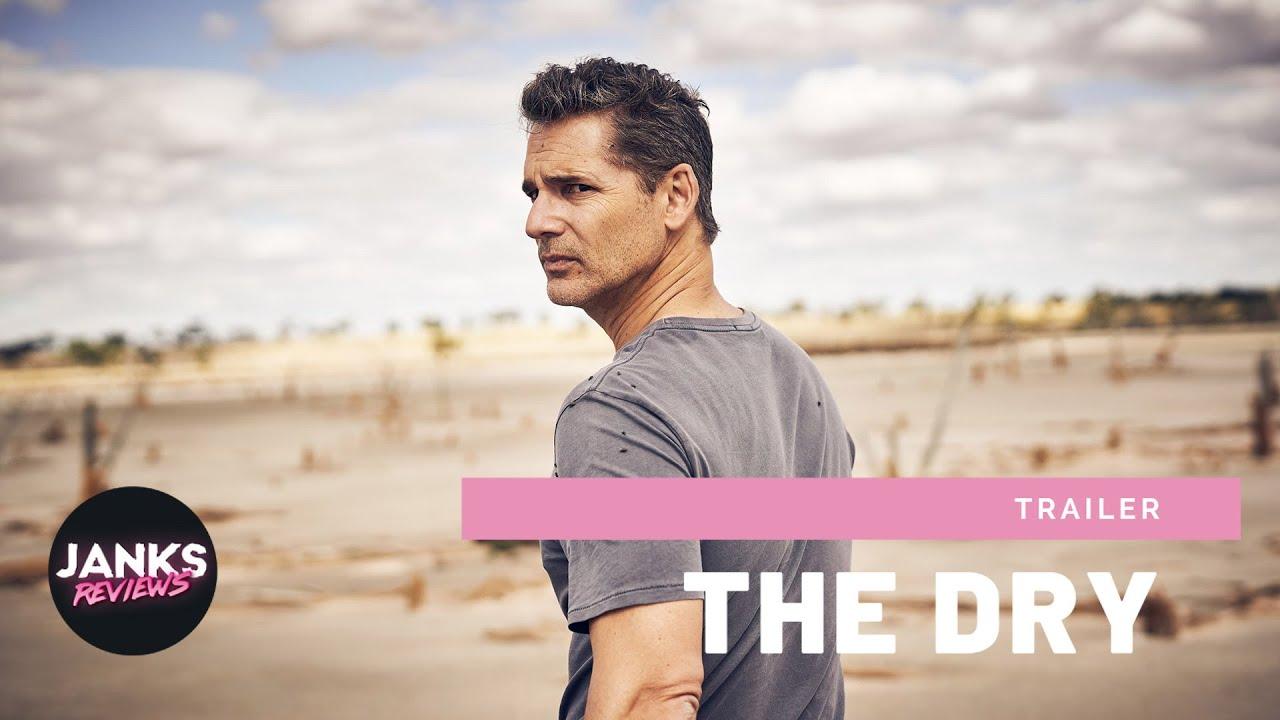 The Dry (2021) - Trailer for Film Adaptation of Best-Selling Jane Harper  Novel - YouTube