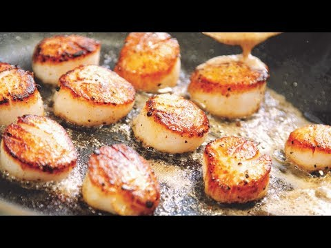 Pan-Seared Scallops | The Splendid Table