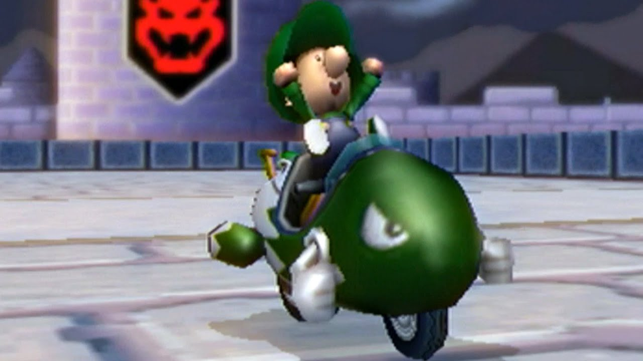 Mario Kart Wii 150cc Leaf Cup Grand Prix Baby Luigi Gameplay Youtube