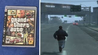 GTA IV on the PS3 in 2018..