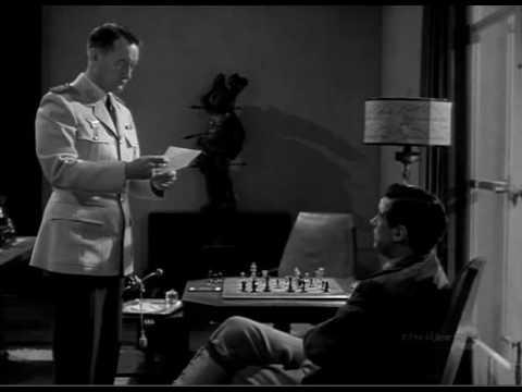 Walter Pidgeon & George Sanders