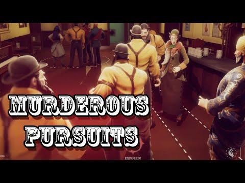 WHODUNNIT?! - Murderous Pursuits |