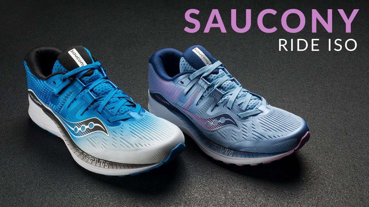 b3ac8a00fd18 Saucony Ride ISO - Running Shoe Overview - YouTube
