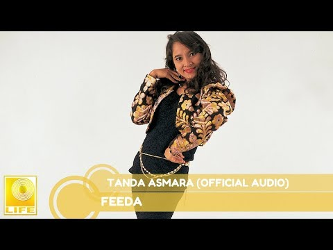 Feeda - Tanda-Tanda Asmara (Official Audio)