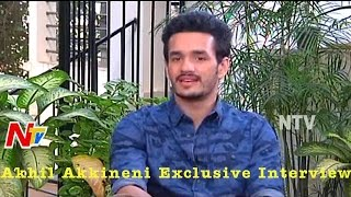 Akhil Akkineni Exclusive Interview | Akhil the power of JUA | Akhil Movie