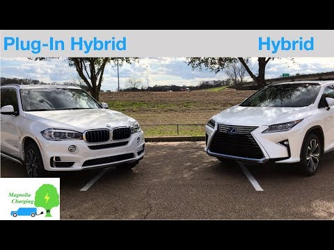 Hybrid vs Plug-In Hybrid | What