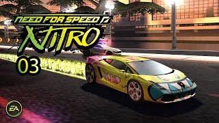 Need for Speed Nitro Gameplay Part 3-Madrid
