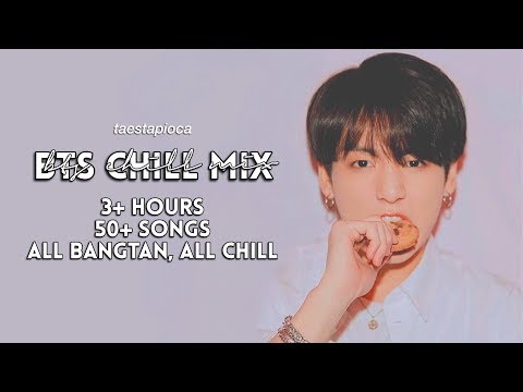 bts 2019 chill mix // for relaxing, calming, studying, etc.