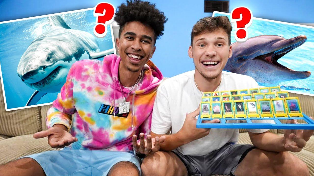 Funny Guess That Ocean Life vs. Jesser