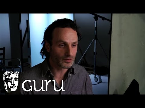 """Andrew Lincoln - """"It Took Me 25 Auditions Before I Got A Part"""""""