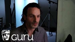"Andrew Lincoln - ""It Took Me 25 Auditions Before I Got A Part"""