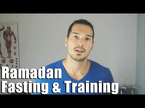 How to Fast for Ramadan, Training, and Eating
