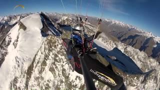 Himalayan paragliding - 7000meters