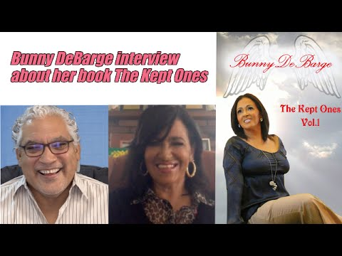 "Bunny DeBarge on her life and her book, ""The Kept Ones"""