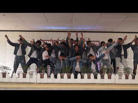 CHAMPION, GRADE 9 STUDENTS, Modern Dance through Cultural Music, BUWAN NG WIKA 2018