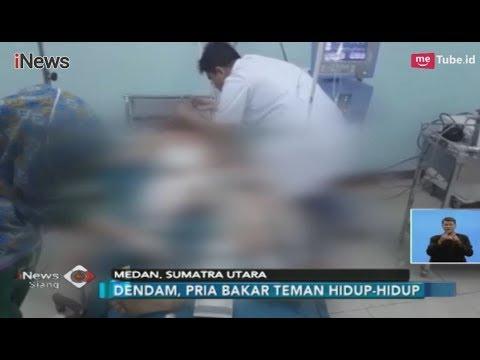 Dendam Istri Diajak Pakai Narkoba, Sang Suami Bakar Hidup-hidup Temannya - iNews Siang 24/11 Mp3