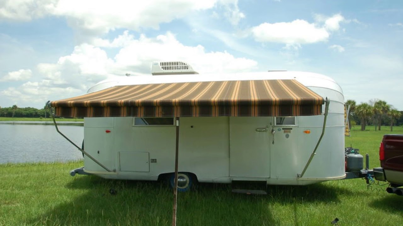 1964 Avion T22 Vintage Travel Trailer