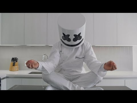 Cooking with Marshmello: How To Make Nasi Lemak (Malaysian Edition)
