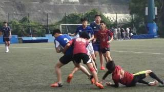 20161204 A grade Rugby 第二場 CTS