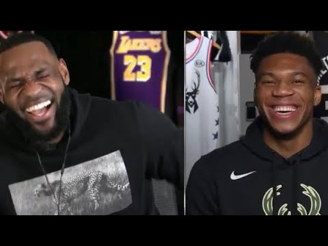 LeBron James Trades Russell Westbrook For Ben Simmons,  NBA All Star Draft!