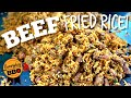 Beef Fried Rice on the Camp Chef FTG600 Flat Top Griddle | How to Make Fried Rice | Everyday BBQ