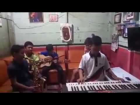 Armada-Asalkan Kau Bahagia cover Saxophone and Piano