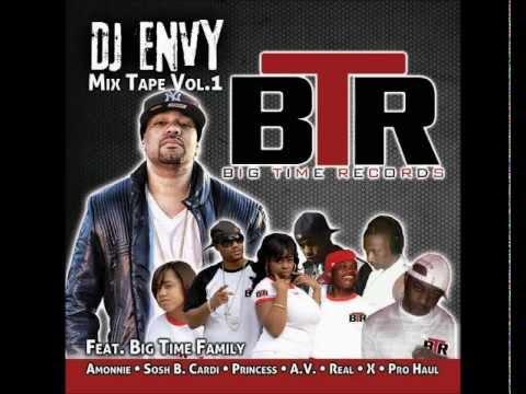 Hot - For 2013 - Brand New - DJ Envy & BTR - MixTape