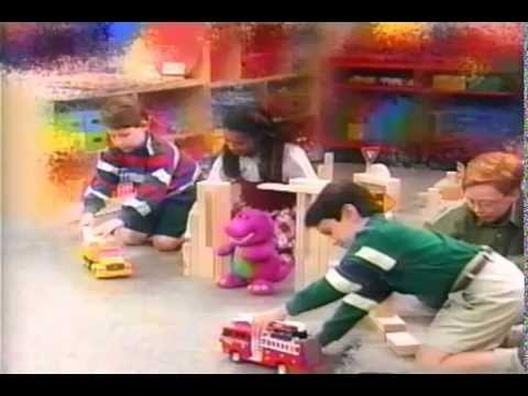 Barney Friends Hats Off To Bj Season 3 Episode 19 Youtube