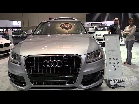Audi 2016 Models - International Car Show