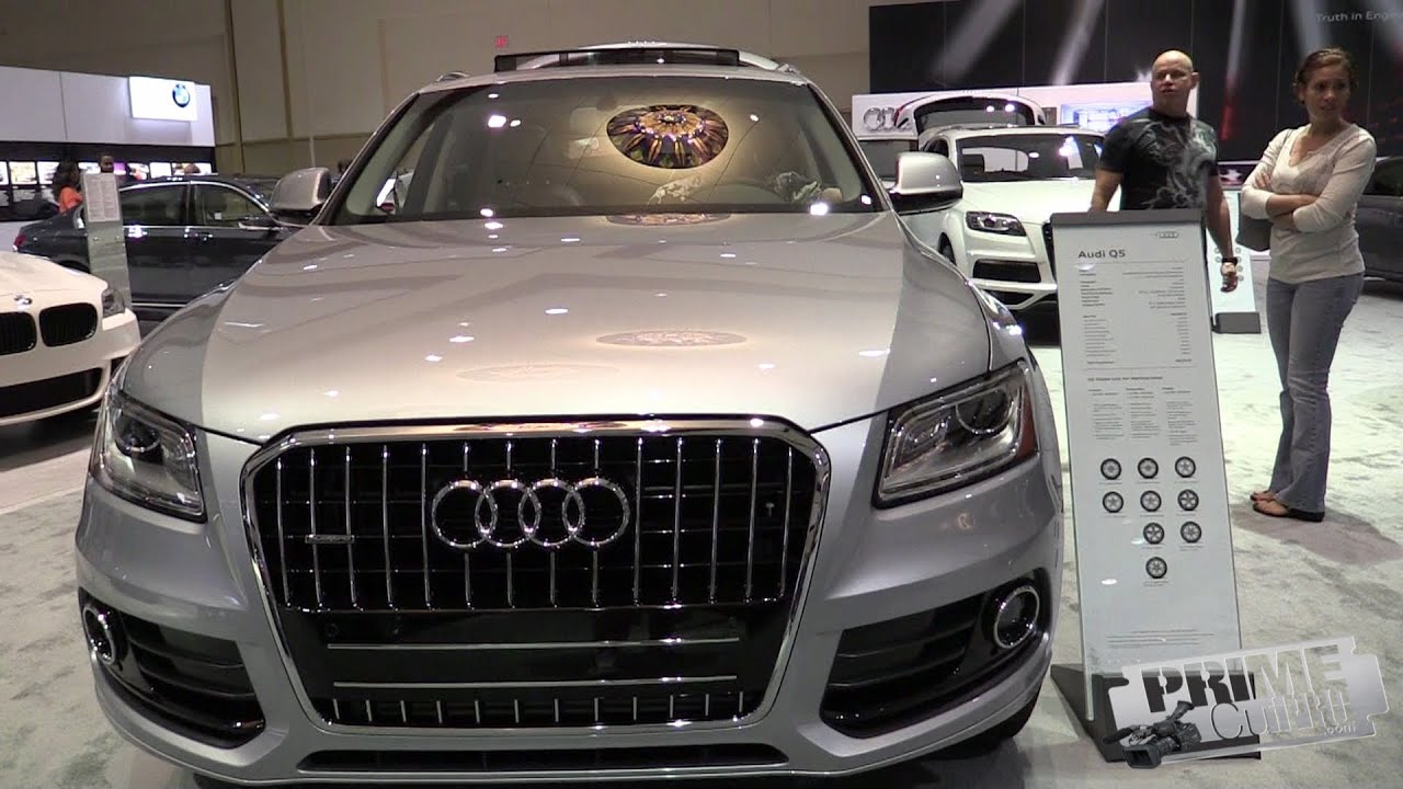 Audi 2016 Models International Car Show